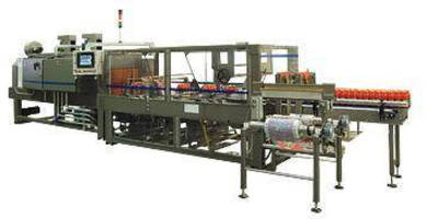 ARPAC Features the BrandPac BPMP Print Registered Shrink Bundler at the Pack Expo Las Vegas 2009 Show, Booth # 1000, October 5-7!
