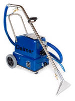 Dual Function Cleaner cleans both hard surfaces and carpets.