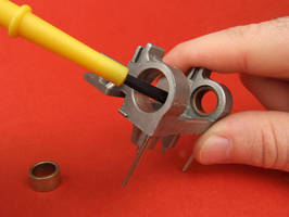 Epoxy Adhesive features high thermal conductivity.