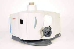 ICP Emission Spectrometer suits laboratory applications.