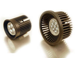 Energy Efficient LED Modules operate at only 10 W.