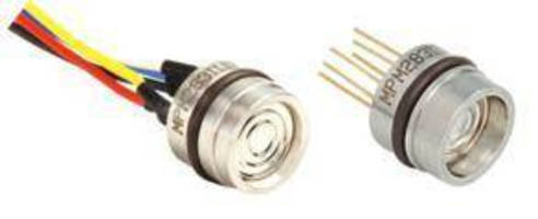 MicroSensor OEM Pressure Sensors for Corrosive and Wet Applications Offered by Servoflo Corporation