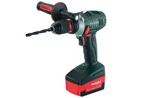 Cordless Drill/Driver has rugged, lightweight design.