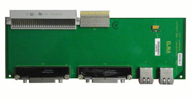 I/O Modules come with or without injector/ejector handles.