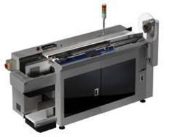 Strip Pack Applicator offers speeds of up to 80 bags/min.