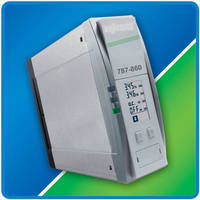 WAGO 4-Channel Electronic Circuit Breakers Program Trip Characteristics and Current Monitoring