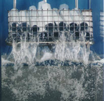Non-Hazardous Degreaser cleans parts at ambient temperature.