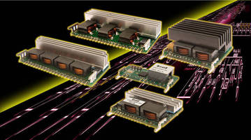 DC/DC Converters offer wide input range of 4.5-13.8 V.