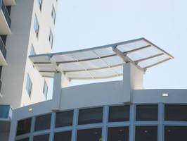Ohio Gratings, INC. Provides Aluminum Bar Screen for Tao Condominiums Project in Sunrise, Florida