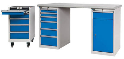Industrial Cabinets have shallow depth design.