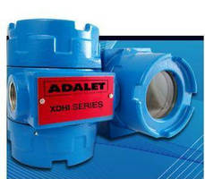 Mini Dual-Sided Instrument Housing is explosion proof.