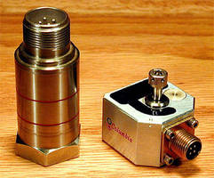 Solid State Transmitters monitor vibration and temperature.