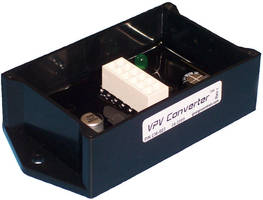 Signal Converter is designed for HVAC OEMs.