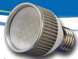 PAR20 LED Bulb suits indoor lighting applications.