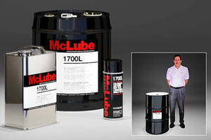 McLube 1700L PTFE Dry Lubricant and Mold Release Agent