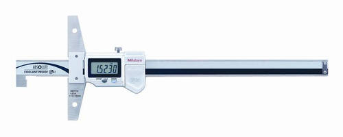 Hook Style Depth Gauge also measures thickness.
