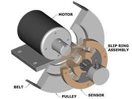 Universal Pulley Torque Sensor