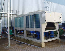 Daikin Air Cooled Chiller Helps Maintain Low Temperature at Uniq's New Sandwich Production Facility