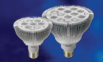 Dimmable LED Bulbs operate for up to 50,000 hr.