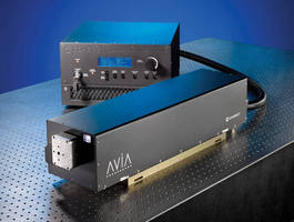 Pulsed Green Laser is designed for micromachining.