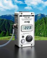Vacuum Leakage Sensor provides audio-visual low vacuum alarm.