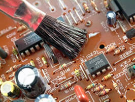 PCB Conformal Coating cures tack free in less than 5 min.