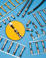 Spark Plug Terminal Design Assures Reliable Connection