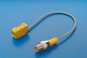 Compact Proximity Sensor measures 10 x 10 x 28 mm.
