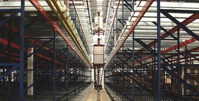 Fage's Warehouse Expansion is Easy Due to Westfalia's Flexible AS/RS and Forward Thinking Warehouse Design