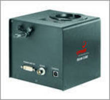 Laser Beam Analyzer measures power levels up to 150 W.
