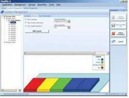 Software provides total inventory management for industries.