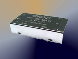 DC/DC Converters suit broad range of applications.