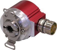 Rotary Encoders are designed for industrial automation.