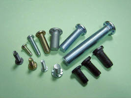 Self-Clinching Studs come in carbon steel or alloy steel.
