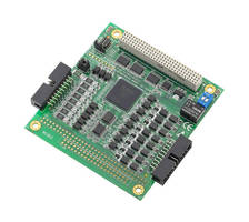 PCI-104 Module has isolated digital I/O for embedded systems.
