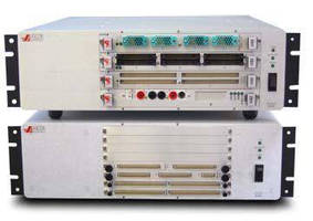 High Performance Switch Chassis have height of 3U.