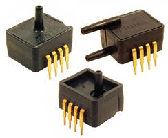 Pressure Sensors feature integrated signal conditioning.