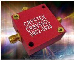 VCO provides typical output power of +5 dBm.
