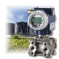 Differential Pressure Transmitter suits flow applications.