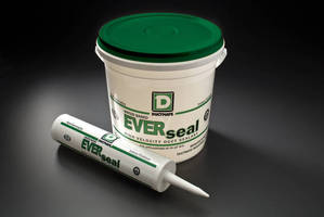Water-Based Duct Sealant is suited for indoor or outdoor use.
