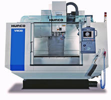 Hurco Announces Higher Performance at No Extra Cost