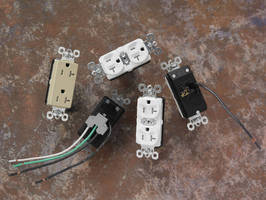 P&S PlugTail(TM) Wiring Devices Now Include Split Circuit and Tamper-Resistant Receptacles