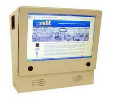 Digital Signage/Kiosk is suited for gas stations/pumps.