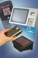 Rugged Barcode Imager is suited for indoor or outdoor use.