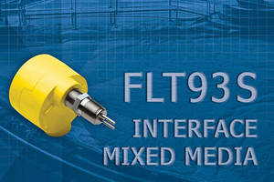 Flow/Level/Temperature Switch for Interface Detection and Control