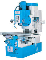 Bed-Type Milling Machine is suited for large part machining.