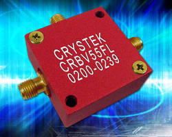 VCO offers output power of +9 dBm.