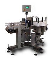 Labeling System is equipped with three-point wrap station.