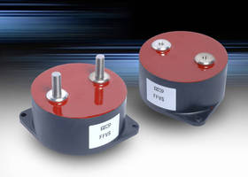 Medium Power Capacitors feature high frequency operation.