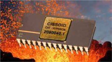 Power MOSFET Driver operates reliably from -55 to +225°C.